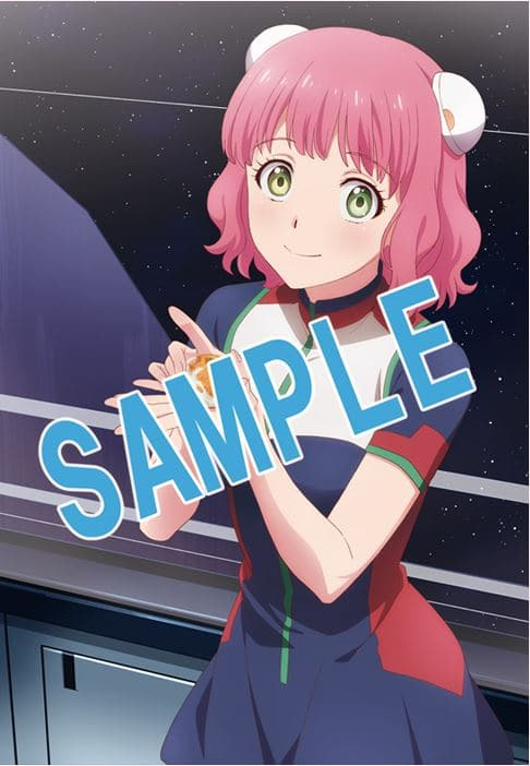 kanata no astra - astra lost in space poster